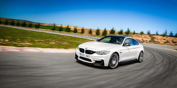 Nuevo BMW M4 CS, 450 CV y limitado a 60 unidades