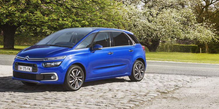 Citroën actualiza la gama C4 Picasso y C4 Grand Picasso 2016