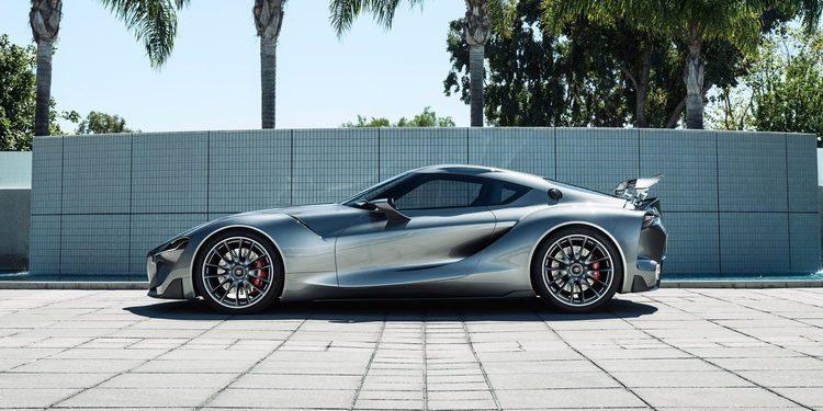 El nuevo deportivo de Toyota podría llamarse finalmente Supra