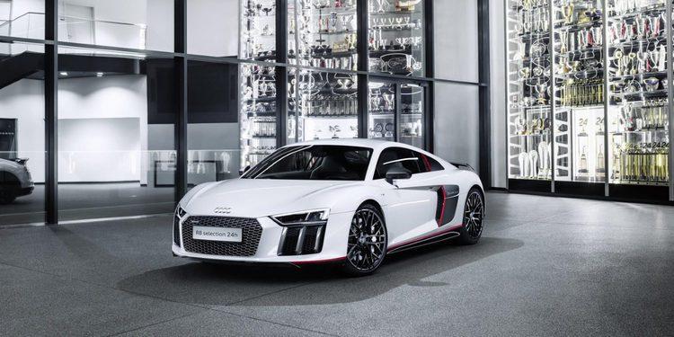 Audi presenta el R8 V10 Selection 24H, una edición limitada a 24 unidades