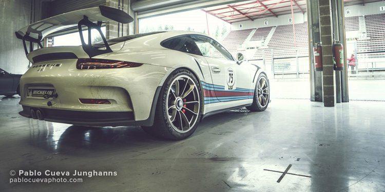 Las mejores imágenes de los Porsche Days Spa Francorchamps 2016