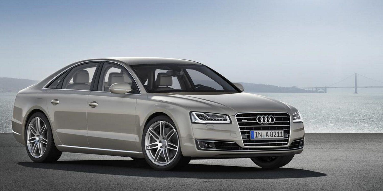 Audi confirma el lanzamiento del nuevo A8 para 2017