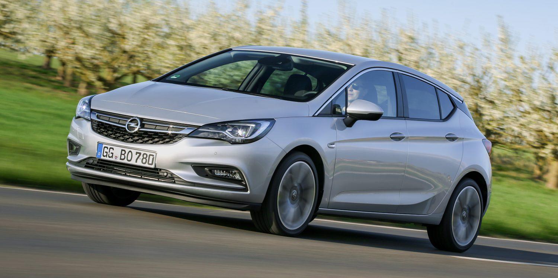 Llegan los motores Biturbo al nuevo Opel Astra