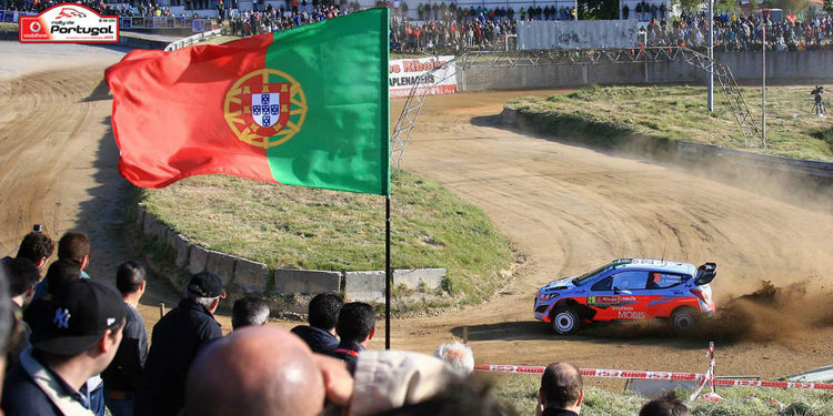 Un Rally de Portugal de récord