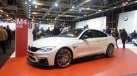 El exclusivo BMW M4 CS en vivo desde Madrid Auto 2016