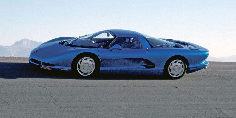 El Chevrolet Corvette se pasará al motor central en 2018