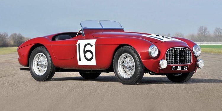 Pagan 7 millones de euros por un Ferrari 340 America Barchetta de 1951