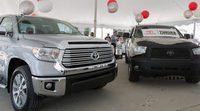 Hace 1.6 millones de kilómetros en su Toyota Tundra y le regalan otra