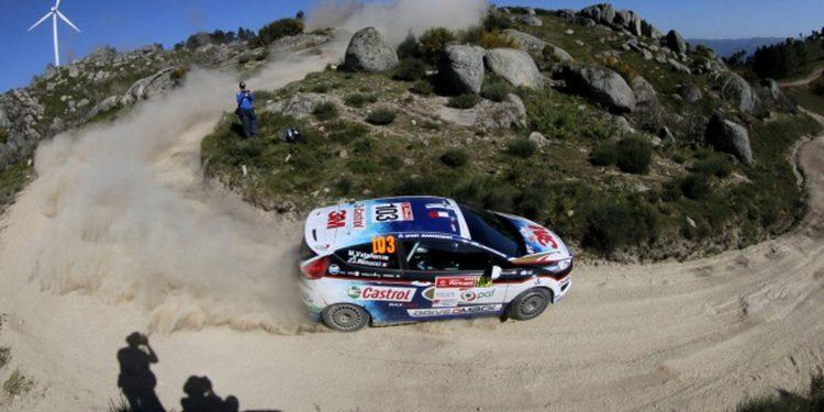 La Drive Dmack Fiesta Trophy empieza en Matosinhos