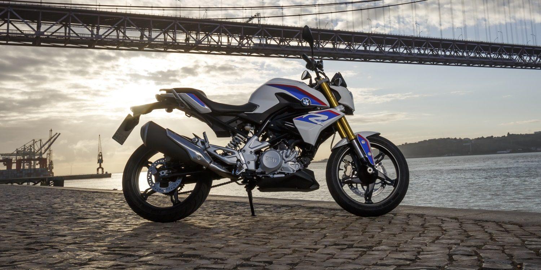 BMW revela el precio y la comercialización de la nueva G310 R