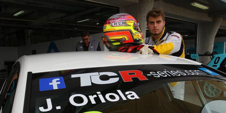Jordi Oriola regresa a las TCR Series en Imola este fin de semana