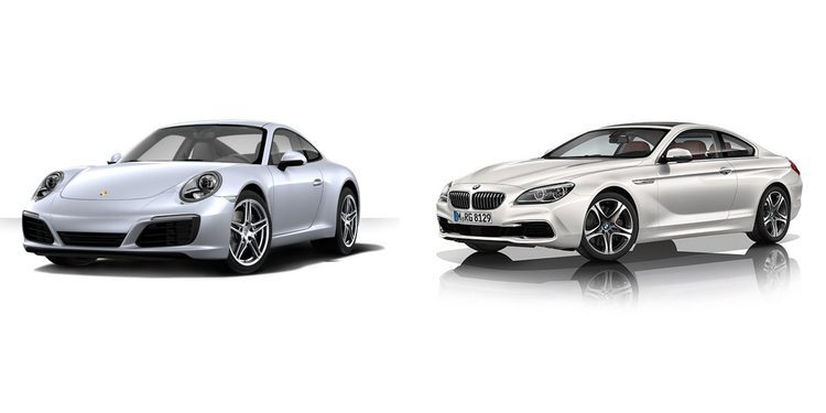 BMW podría eliminar el Serie 6 para crear un rival del Porsche 911