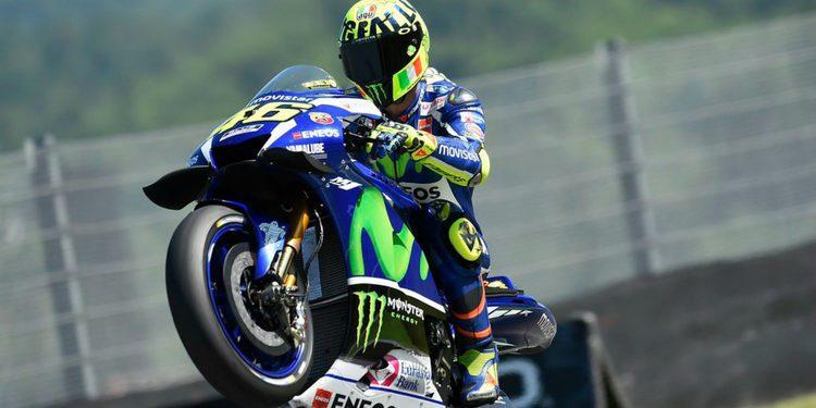 MotoGP: Valentino Rossi devora la pole en Mugello