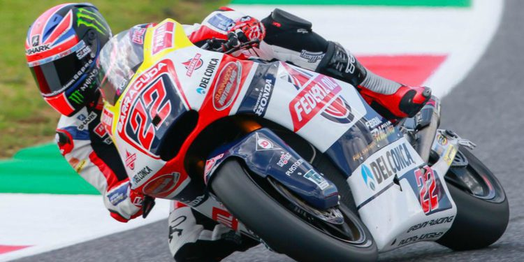 Moto2: Sam Lowes el poleman de Mugello otra vez