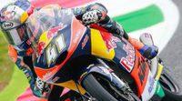 Moto3: Brad Binder se lleva la victoria en un 1 contra 20
