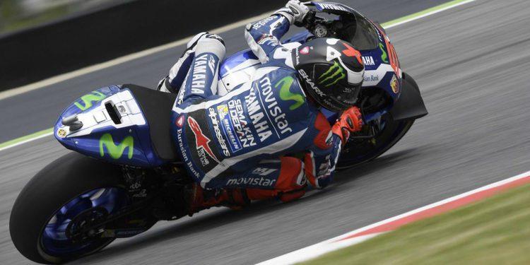 MotoGP: Yamaha gana a Honda en la Victoria de Lorenzo