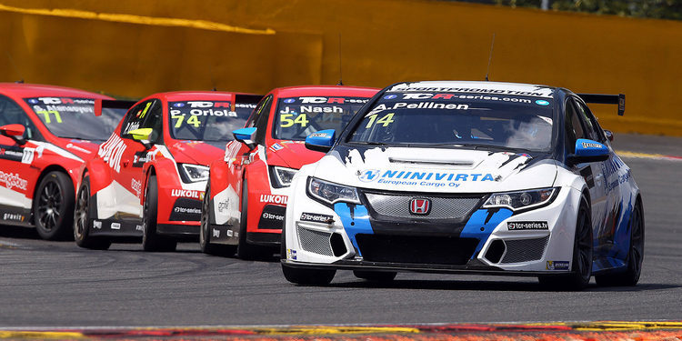 Directo: Carrera 1 de las TCR International Series en Imola