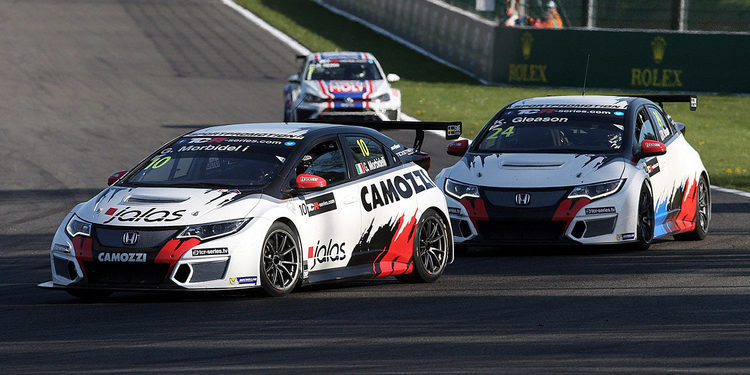 Directo: Carrera 2 de las TCR Series en Imola