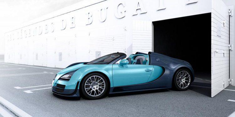 A la venta un Bugatti Veyron Jean Pierre Wimille Edition