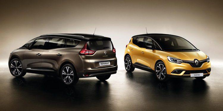 Renault presenta el nuevo Grand Scenic