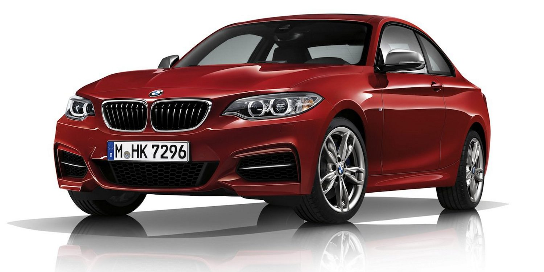 Nuevos BMW M140i y M240i, ahora con 340 CV