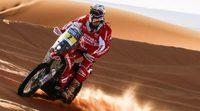 Farrés triunfa entre las dunas