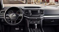 Volkswagen desvela el interior del nuevo Amarok V6