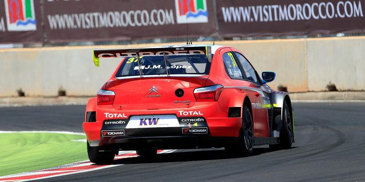 Los pilotos de Citroën, con ganas de rodar en el Nordschleife