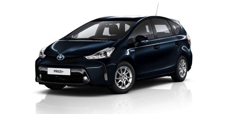 Toyota lanza el nuevo Prius+ 2016 desde 26.650 euros