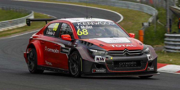 Honda gana el MAC3 en el Nordschleife