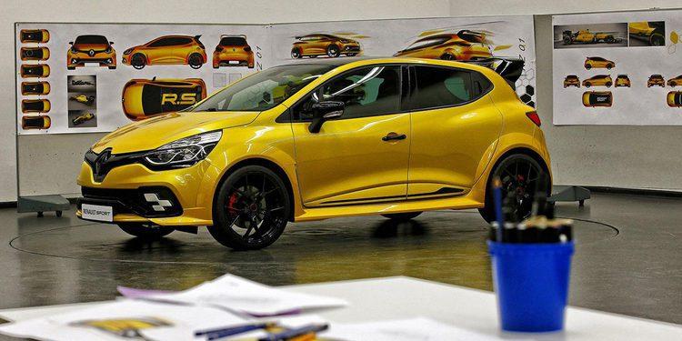 Renault lanza un Clio RS con 275 CV y cambio manual
