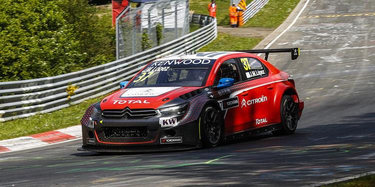 José María López gana una accidentada carrera inicial en Nürburgring
