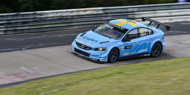 Volvo, al ritmo de los mejores en Nürburgring