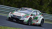 Honda celebra un doble podio en el Nürburgring