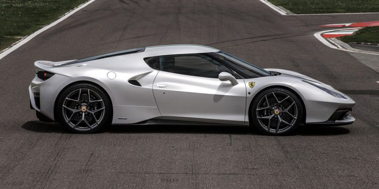 Nuevo Ferrari 458 MM Speciale, el último one-off de Maranello