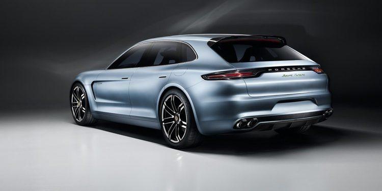 Se filtra lo que parece ser la primera imagen del nuevo Porsche Panamera