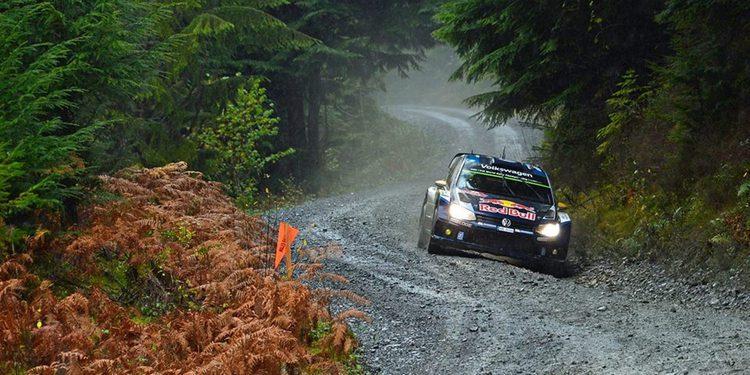 Inglaterra vuelve al Rally de Gales