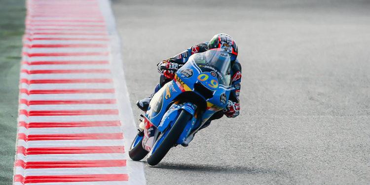 Moto3: Jorge Navarro se estrena en el Mundial