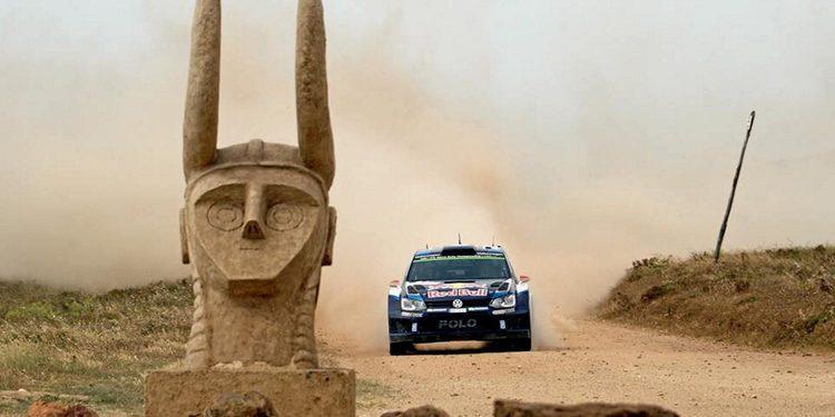 Previo Rally de Italia: velocidad, tierra suelta y altas temperaturas