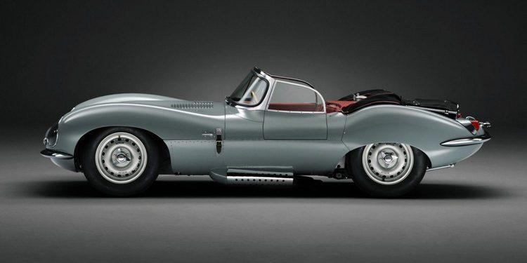 Jaguar vende todos los nuevos XKSS que pretende construir antes de empezar