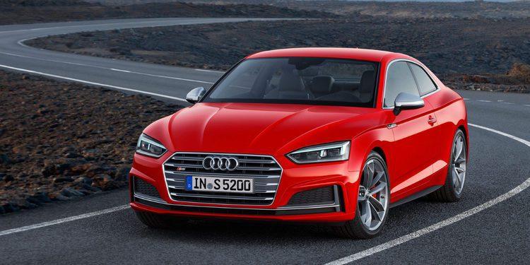 Audi lanza los nuevos A5 y S5 Coupé 2017