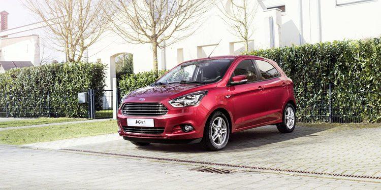 Nuevo Ford Ka+, mucho espacio desde 9.900 Euros