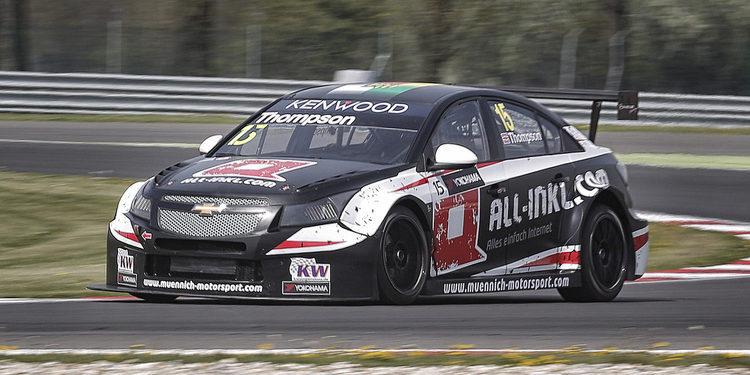 James Thompson competirá con Münnich Motorsport en Moscú