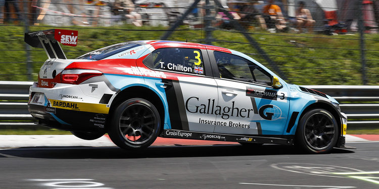 Tom Chilton elegido por Citroën para el MAC3 en Rusia