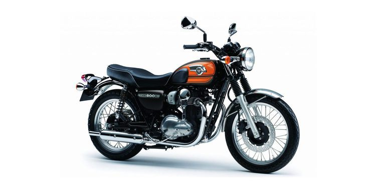 Kawasaki lanza la W800 Final Edition como despedida del modelo