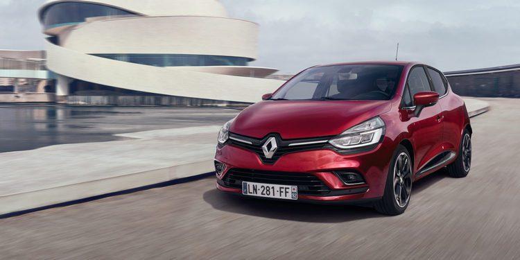 Renault renueva el Clio con cambios estéticos de cara a 2017