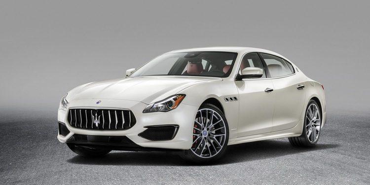 Maserati Quattroporte 2017, ligeros cambios para el buque insignia italiano