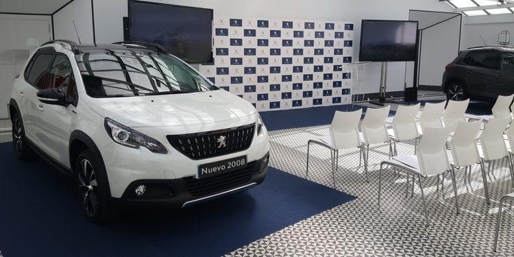 Acudimos a la presentación en Madrid del nuevo Peugeot 2008