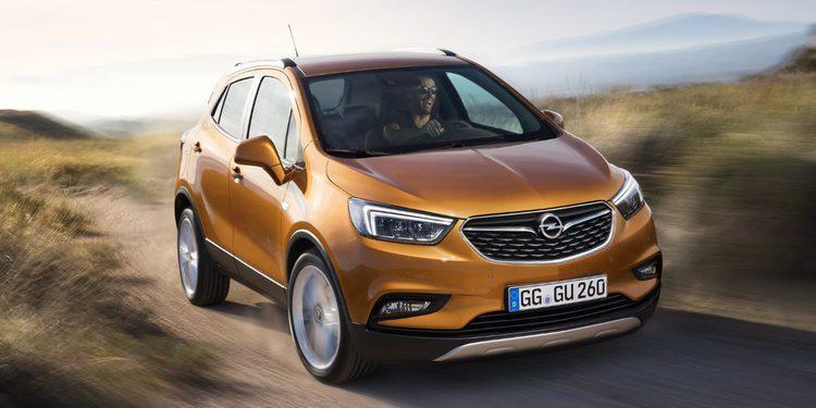 Opel lanza el Mokka X en España desde 17.753 euros