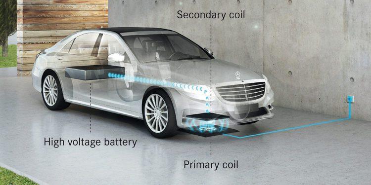 En 2018 llegará el primer Plug-in Hybrid con recarga inalámbrica